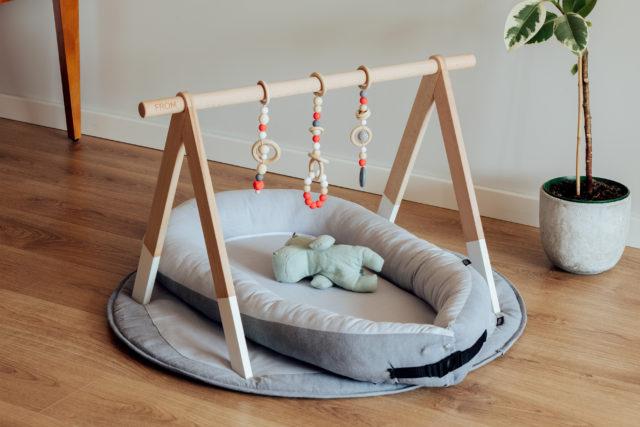 Gym + Nest + Mat - FROM