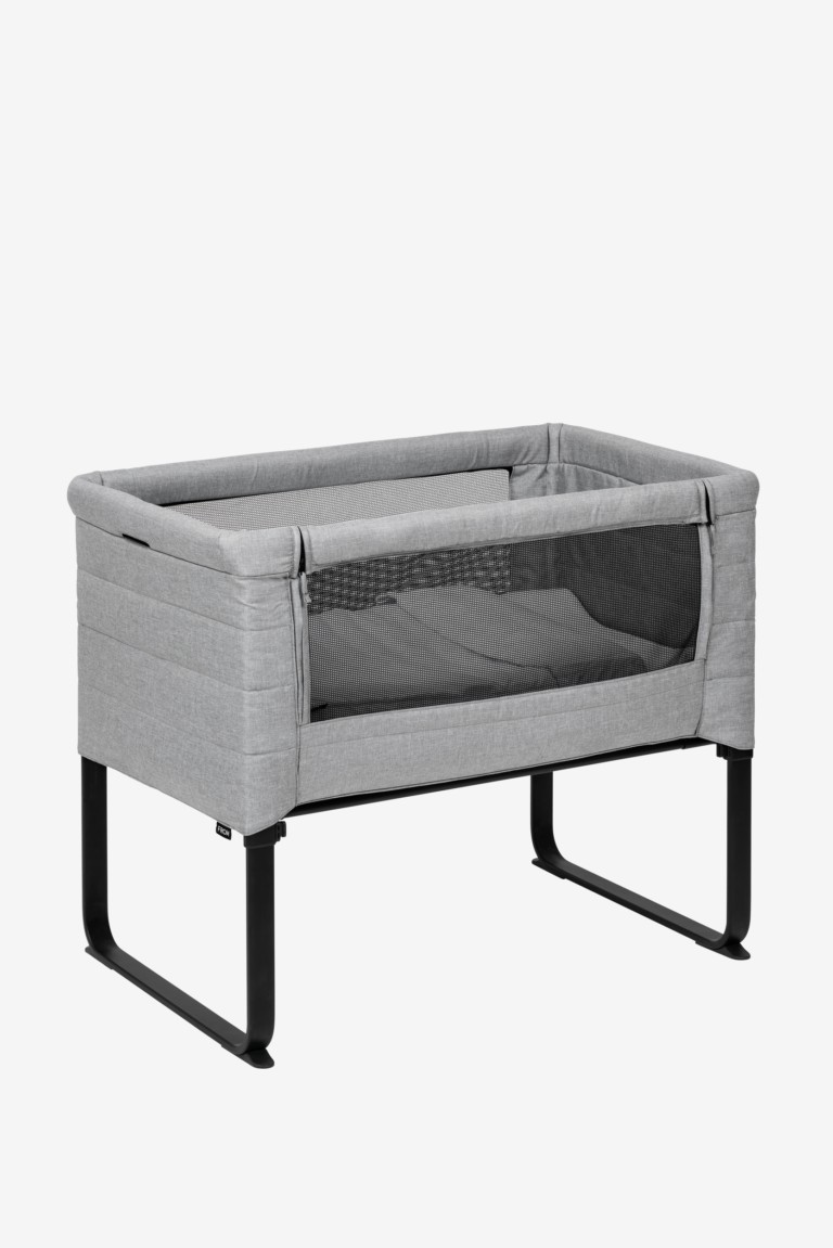 Main bed side cradle grey