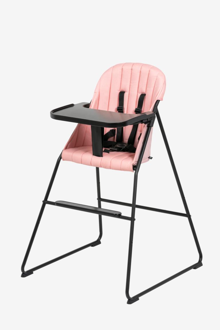 Main steel highchair pink