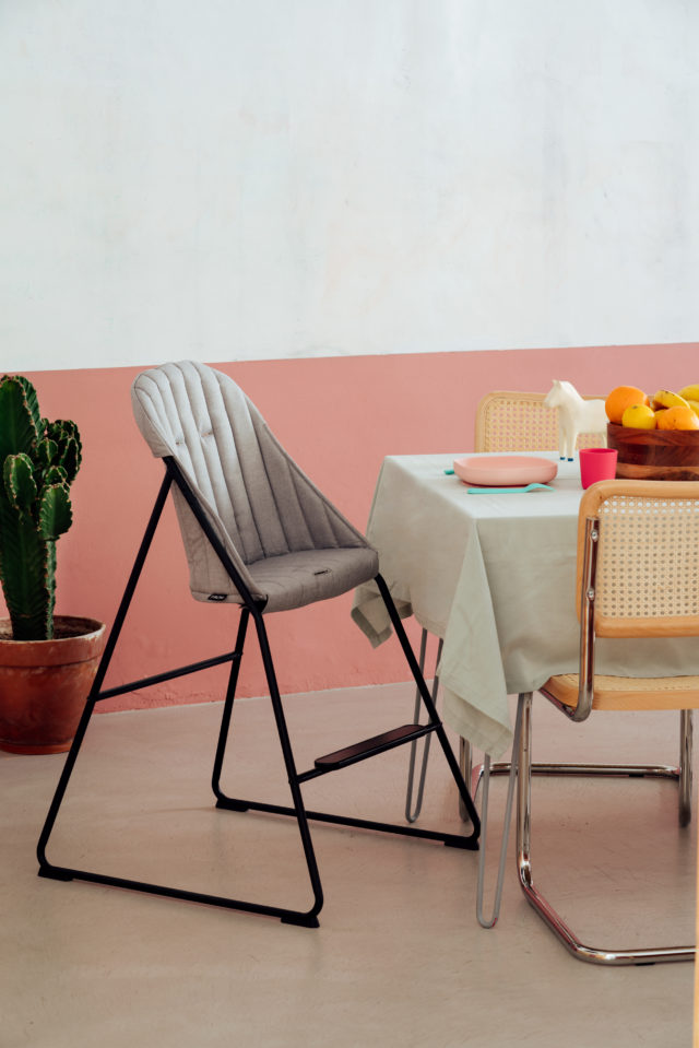 Steel Highchair - FROM